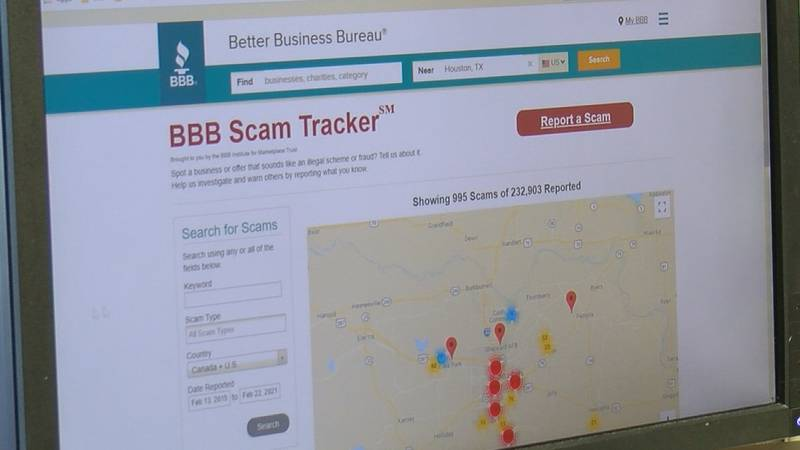 Agencies warn of scams after winter weather