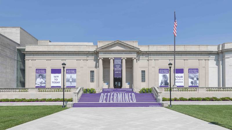 The Virginia Museum and History & Culture will open an exhibit to coincide with the dedication...