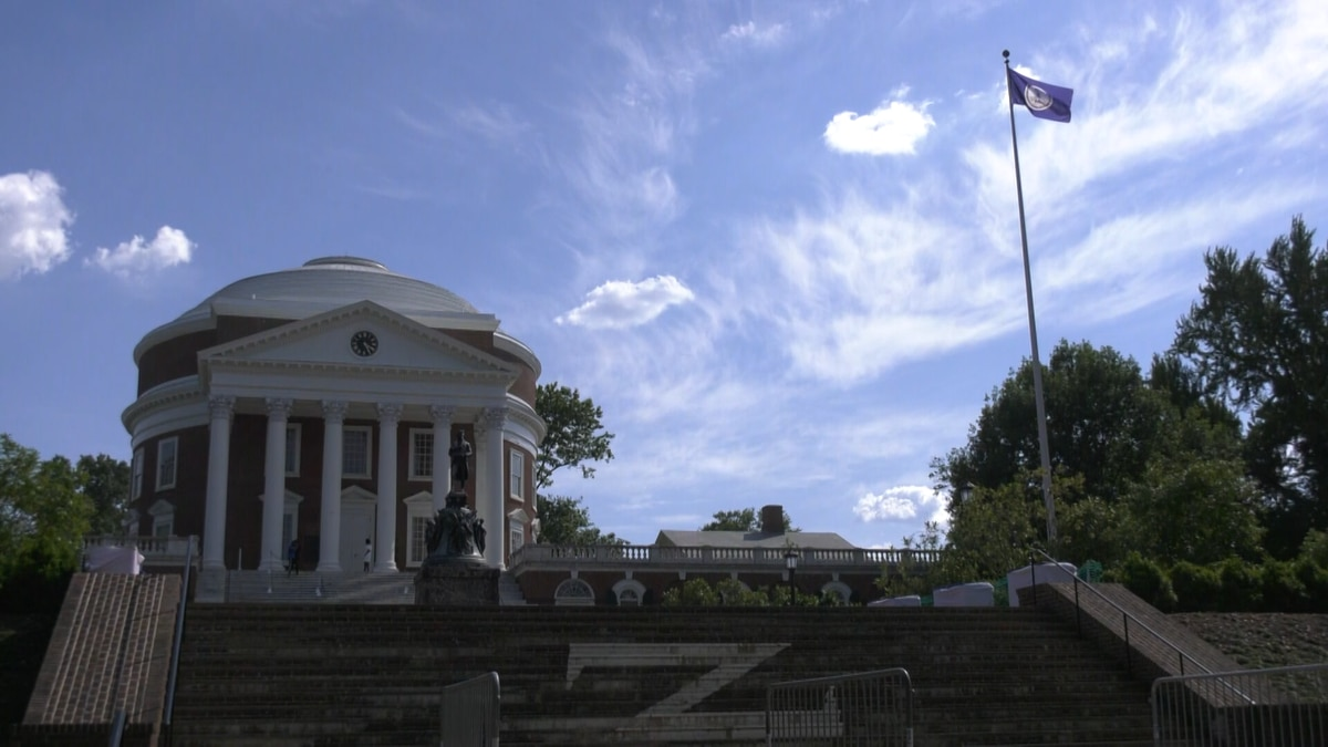 University of Virginia (FILE)