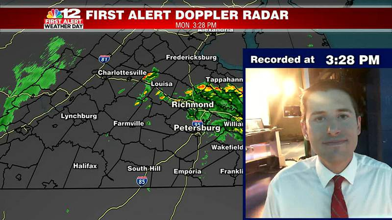 First Alert Weather Day: Cold front brings severe storm chance today