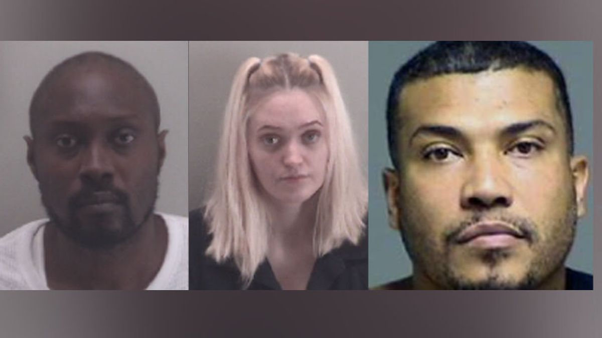 Three suspects have been charged in a deadly shooting that occurred on North 30th Street in...
