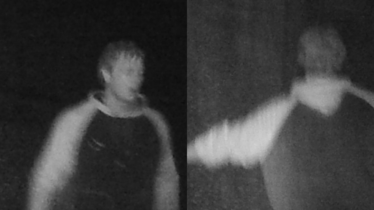 Chesterfield police say a man was caught on camera stealing paddleboards from a park.