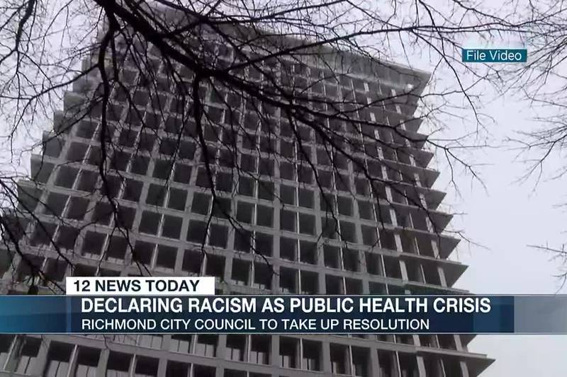 City of Richmond pitches resolution to declare racism as public health crisis