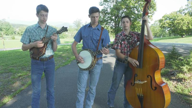 Earlysville Bluegrass Boys