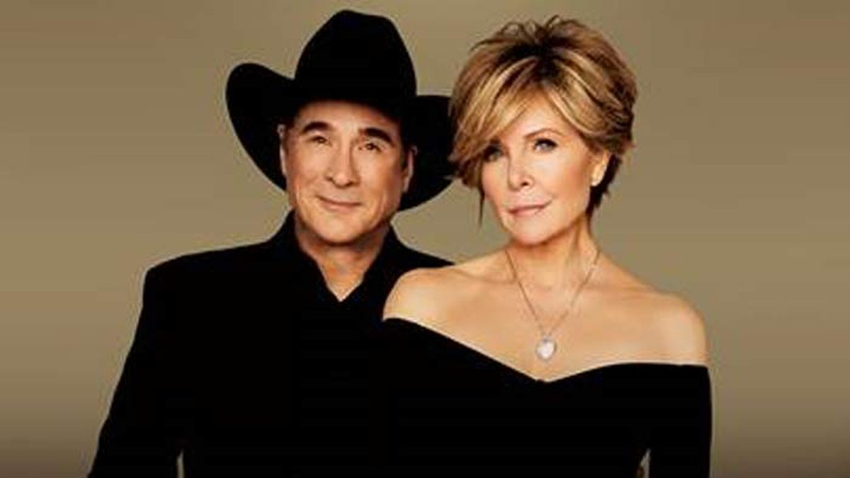 Grammy-winner Clint Black and his wife, Lisa Hartman Black, will make a stop at the North...