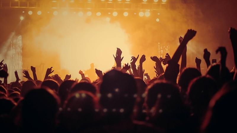 Generic Concert Photo (Source: Pixabay)