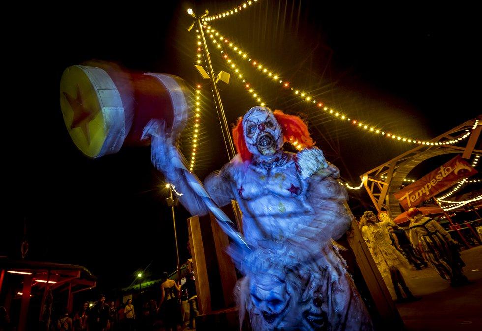 Busch Gardens' Howl-O-Scream returns Sept. 10