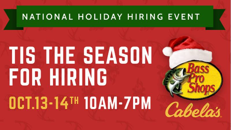 'Tis the season for holiday hiring, but this year there aren't many applications coming in.