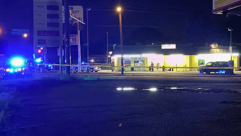 Richmond Police investigating shooting on Whitcomb Street