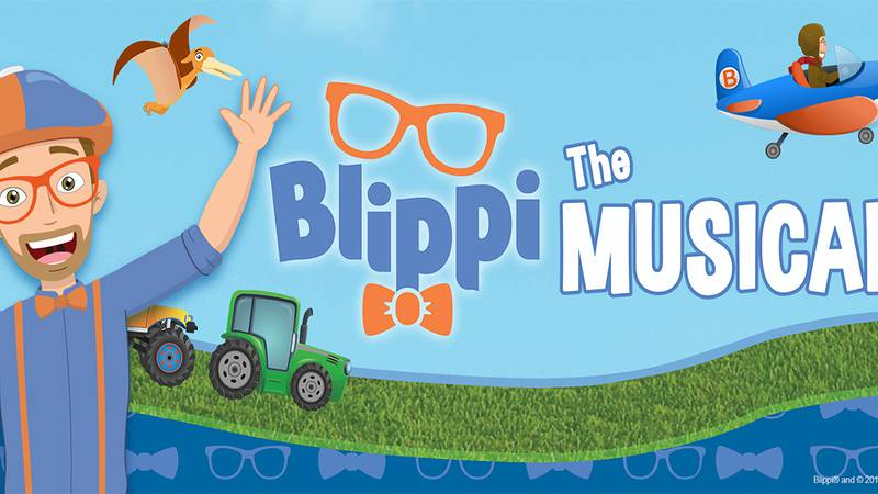 Blippi The Musical is set to bring the vivacious, energetic, and educational children's...