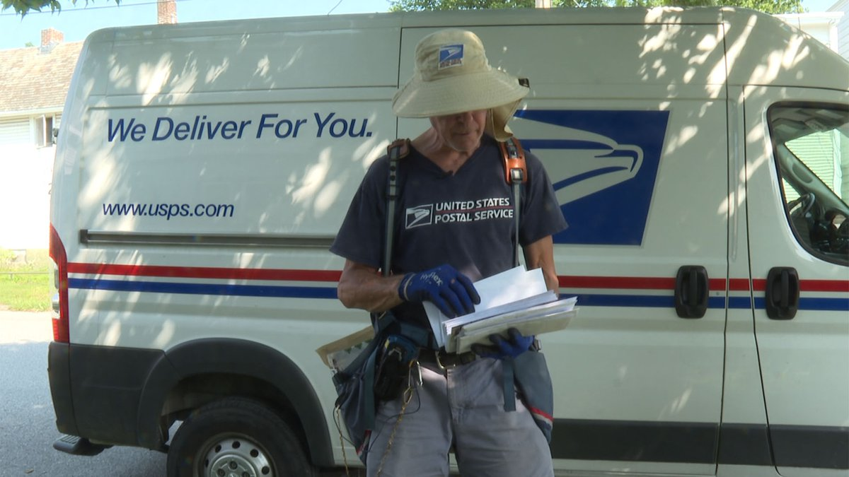 The U.S. Postal Service is short on workers.