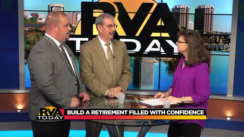 Build a retirement filled with confidence
