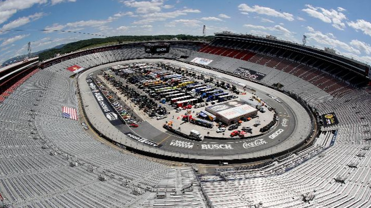 The spike in COVID-19 cases in North Carolina is causing a Charlotte Motor Speedway staple to...