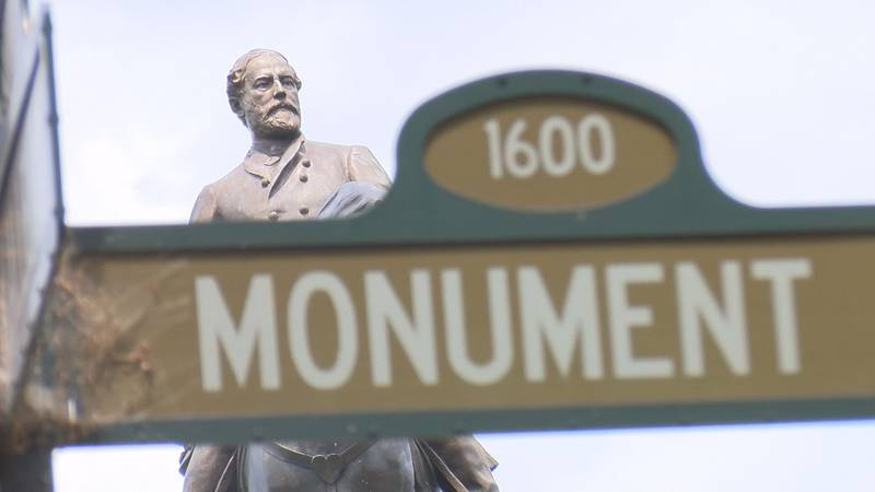 Mayor Levar Stoney's office says it's done all it can to remove confederate monuments in the...