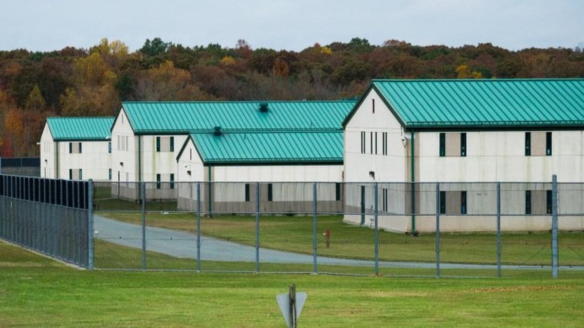 Fluvanna Correctional Center for Women.