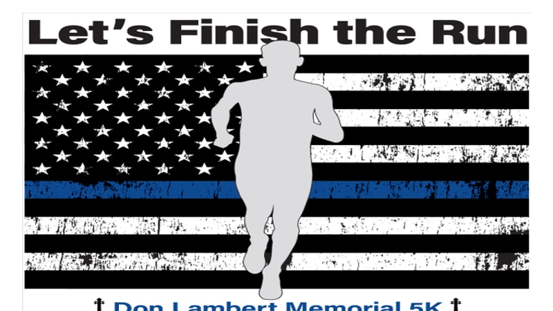 """On Saturday, Oct. 16 hundreds will take part in the """"Let's Finish the Run Don Lambert Memorial..."""