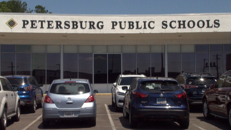 Petersburg Schools was one of 27 school systems selected nationwide to participate in a...
