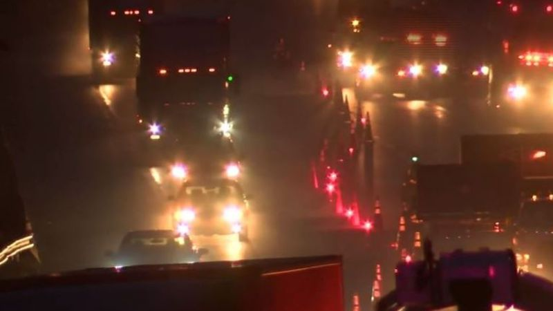 All southbound lanes on I-95 near Willis Road and Route 288 have opened after a multi-vehicle...