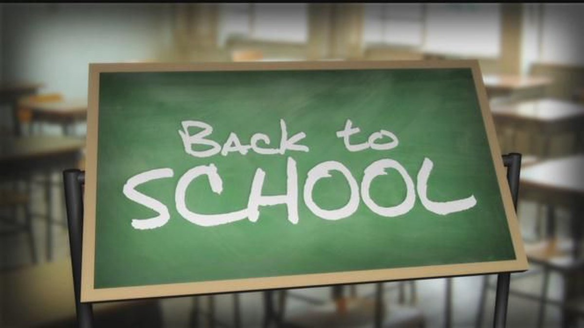 Summer is coming to an end for thousands of kids in central Virginia with nine different school...