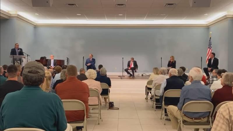 Virginia GOP gubernatorial candidate's forum