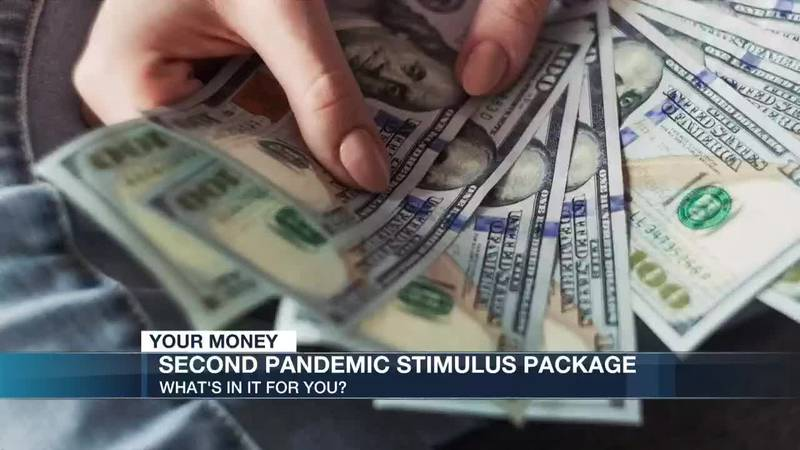 Second pandemic stimulus package - what's in it for you?