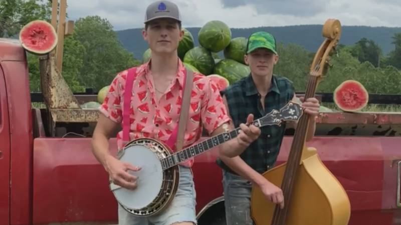 This week a new Mountain Dew advertisement aired online staring Timberville musician Spencer...