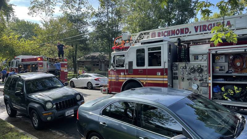 Two people have died in a Richmond house fire, according to the Richmond Fire Department.