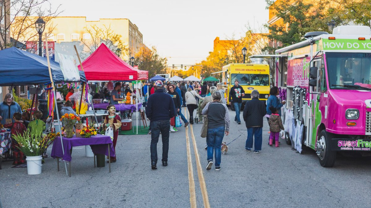 """The City of Hopewell is bringing back its """"Third Thursdays"""" street festival starting in June."""