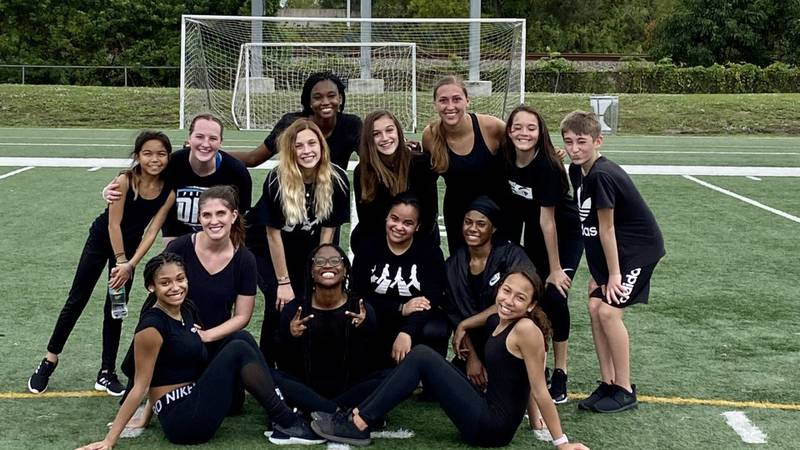 Members from Richmond's urban dance team made the trip down to Florida this week ahead of the...