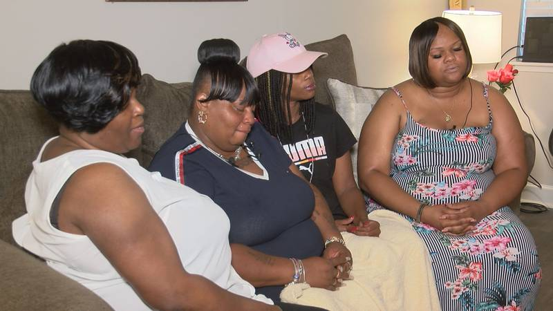 Family of the Monday morning shooting victim shared memories of the 23-year old