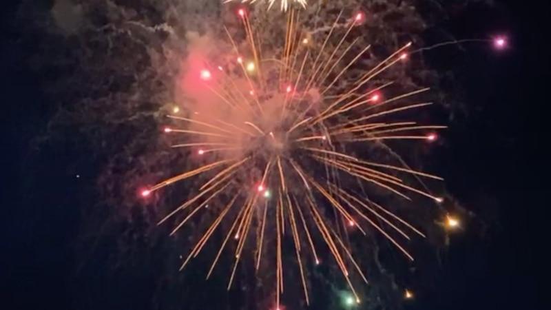 VLPRA Fireworks Show Fourth of July 2020.