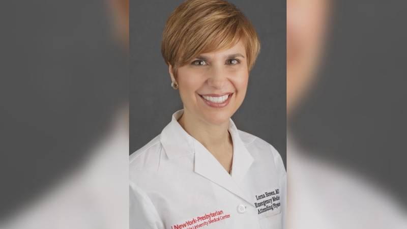 Dr. Lorna Breen (FILE)