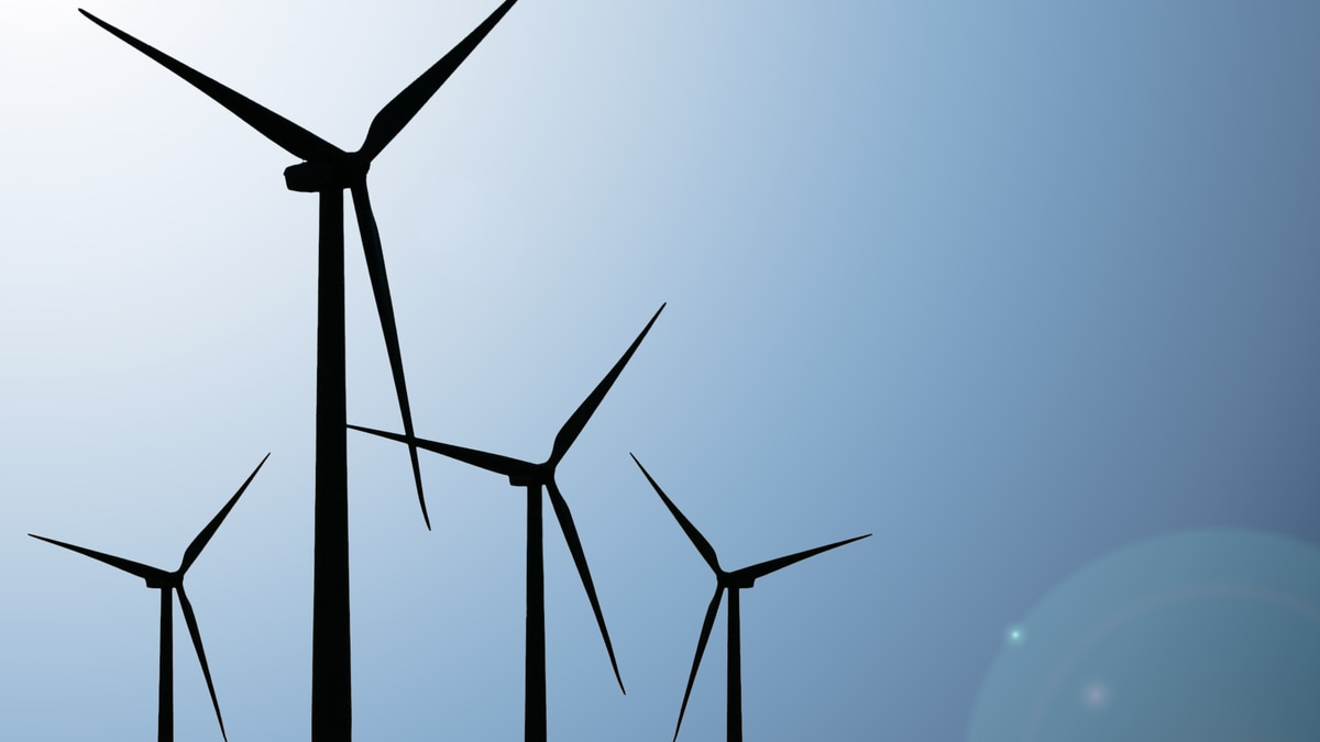 The project calls for the installation of up to 71 wind turbines to be located across about...