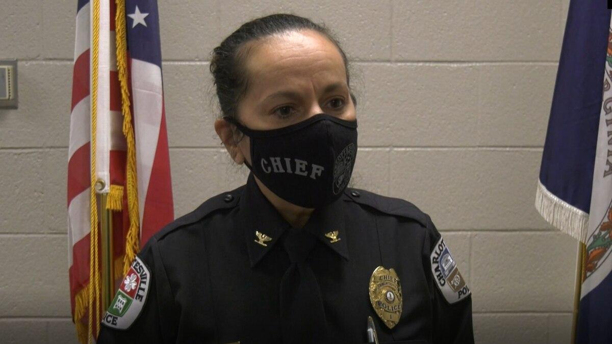 Charlottesville Police Chief RaShall Brackney