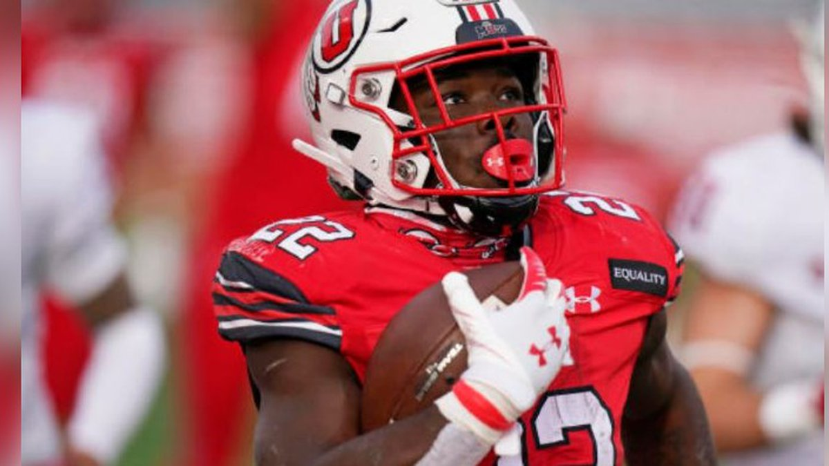 Utah star freshman running back Ty Jordan dead at 19