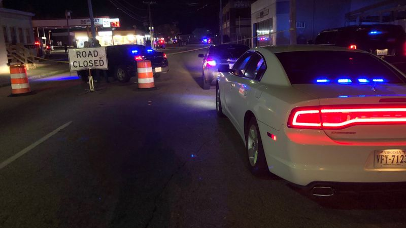 A double shooting left one person dead Friday morning in Petersburg.