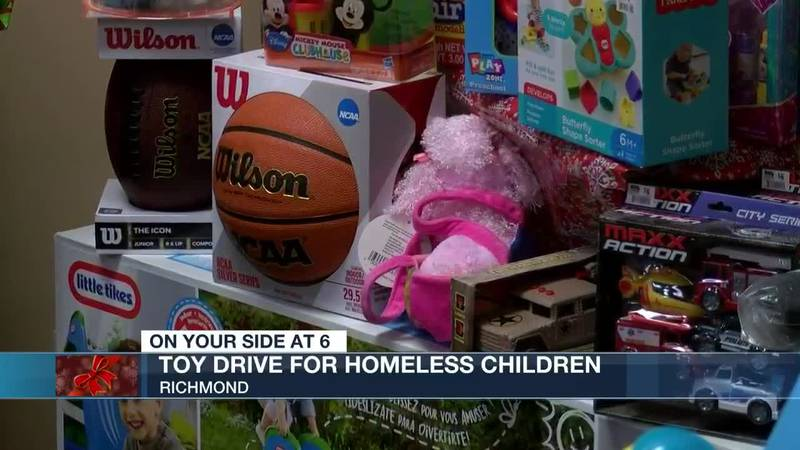 Home Again is once again holding a large toy drive to help homeless children during the holiday...