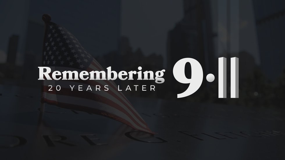 Remembering 9/11: 20 Years Later