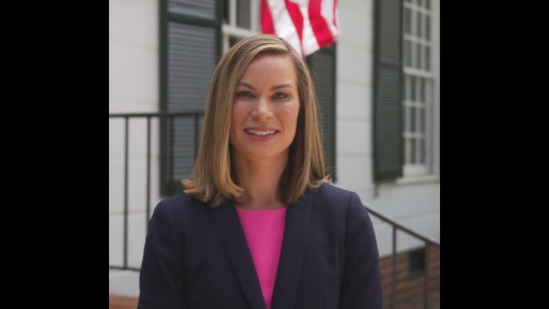 Taylor Keeney runs for VA-07 seat in Congress