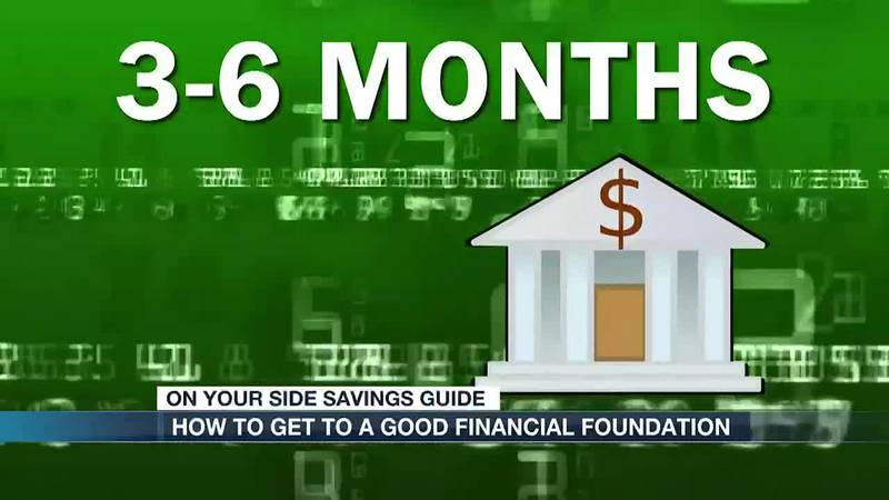 How to get a good financial foundation