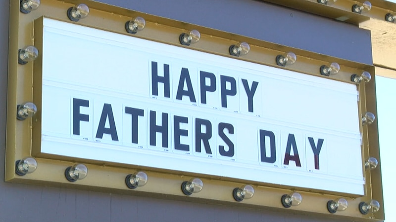 Families get out to honor and celebrate the special men in their lives who holds the title Dad.