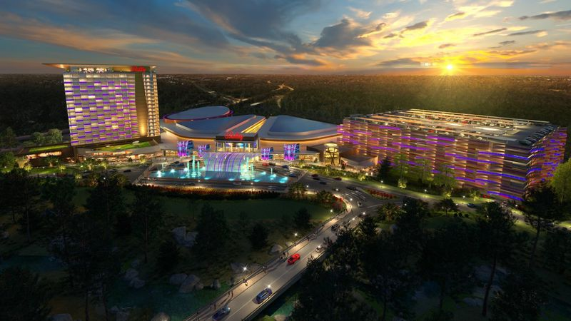 Bally's is one of three casino options on the table for the Richmond area.