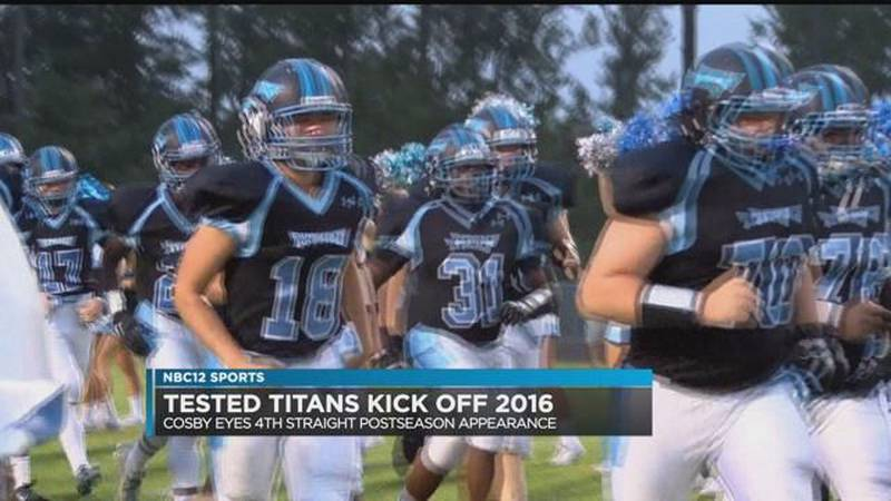Playoff mainstay Cosby looking to take the next step