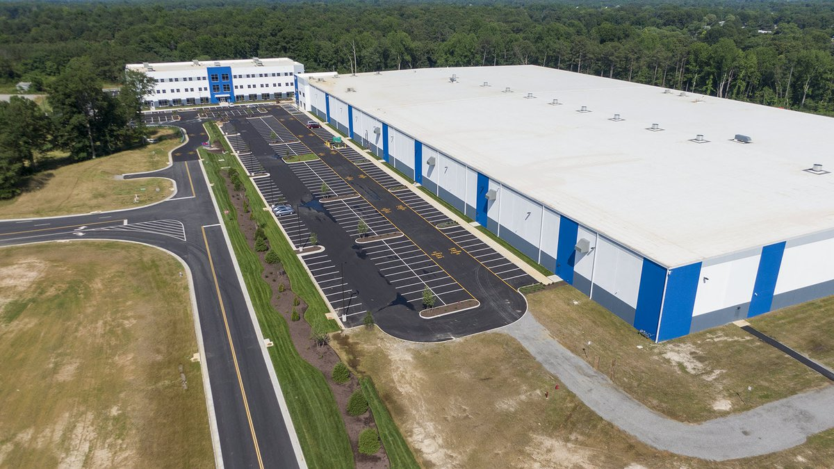 Virginia Alcoholic Beverage Control Authority's new, 95,000-square-foot administrative...