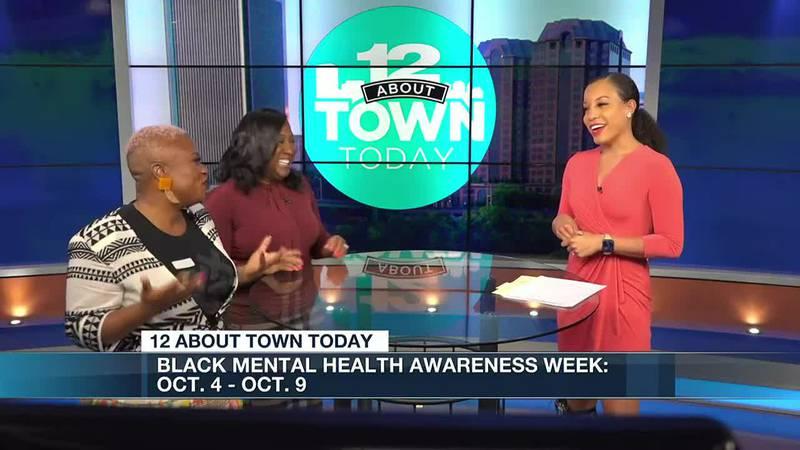 Black mental health awareness week is Oct. 4 - Oct. 9