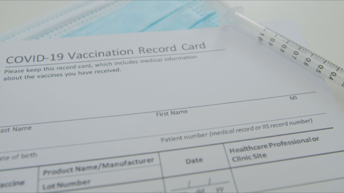 Make sure to add your Covid-19 vaccine information to your medical records.