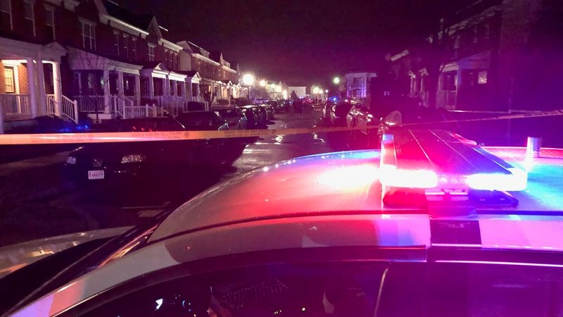 Chesterfield Police investigate deadly stabbing.
