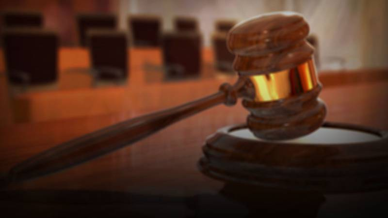 On Friday, he pleaded guilty in federal court in Alexandria as part of a plea deal.