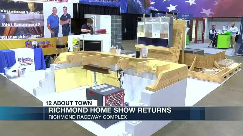 The Richmond Home Show returns this weekend