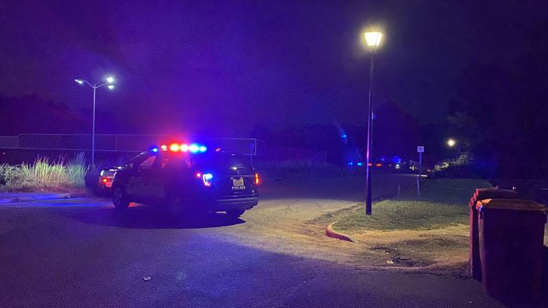 2 men seriously hurt in double shooting outside Petersburg apartment